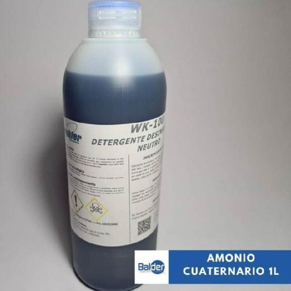 Amonio Cuaternario
